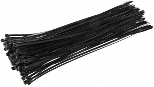 noir Serre-câbles 370 mm x 4,8 mm
