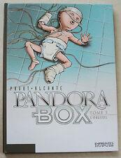 Pandora Box T 1 L'Orgueil PAGOT & ALCANTE éd Dupuis