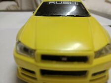 Kyosho Mini-Z Racer Chassis Nissan skyline Radio Controlled Car no transmitter