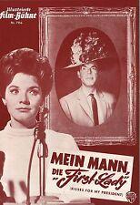 IFB 7116   MEIN MANN, DIE FIRST LADY   Fred MacMurray, Arlene Dahl   Top