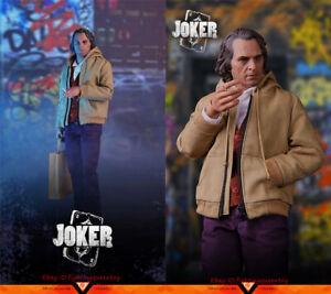 TOP-001 MANIACS joaquin joker 1//6 actionfigureCasual suit in stock