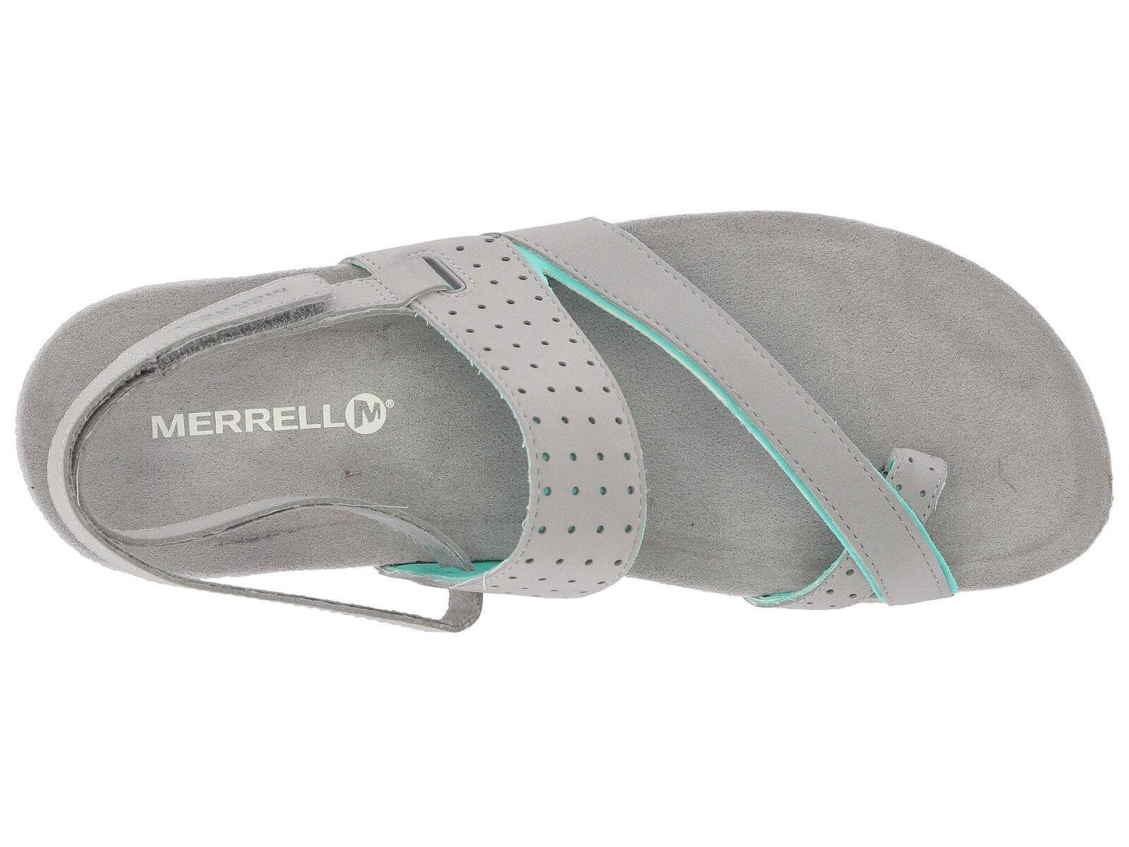 Merrell Terran mujer Terran Merrell Ari converdeir y Correa en el tobillo se Desliza Sandalias De Tiras Anillo del dedo del pie d1c8da
