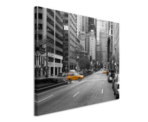 Leinwandbild Taxi Cab in New York City