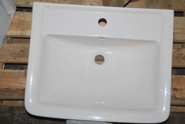 Handwaschbecken Keramag Renova Nr 1 Manhattan 50x36 Ebay