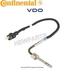 Details about For Mercedes W212 Catalytic Converter Exhaust Temperature  Sensor VDO 0009053505