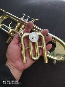 Bb-Trumpet-Heavy-D2H-Mouthppiece-Berkeley-w-Engrave-Monette-Style-Leadpipes