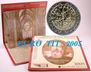 2-SAINT-MARIN-COMMEMORATIVE-2005-130-000-EX-RARE-DISPONIBLE