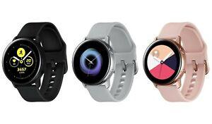 SAMSUNG Galaxy Watch Active Wi-Fi Bluetooth GPS Smartwatch SM-R500 - All Colours