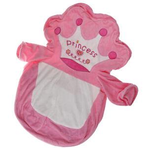 Kinder Sitzsack Bezug - Princess- Rosa