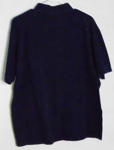 ... NFL Denver Broncos Men s Navy Team Logo Collared Polo Shirt 100% Cotton  Size L ffc79bca7
