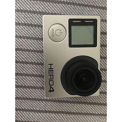 GoPro HERO4 Silver Adventure Edition Action Cam
