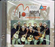 MAPEYE MAYORIA DE EDAD   BRAND NEW SEALED  CD