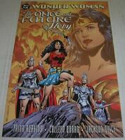 WONDER WOMAN: THE ONCE & FUTURE STORY (DC Comics 1998) Domestic violence (FN/VF)