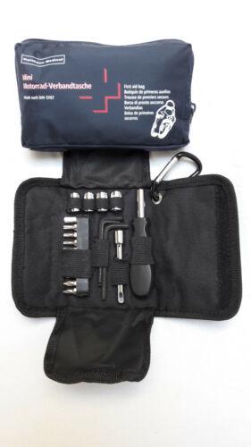 Für BMW F850 GS Tool Bag Tasche Case Borsa Bolsa on Board Kit+Erste Hilfe Set