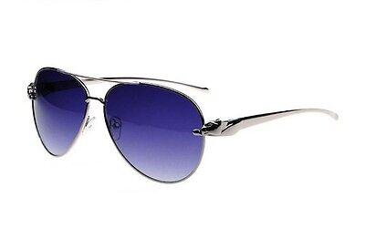 NEW Men's Women's Classic Aviator Lionhead Shades Eyewear Sunglasses 4 color