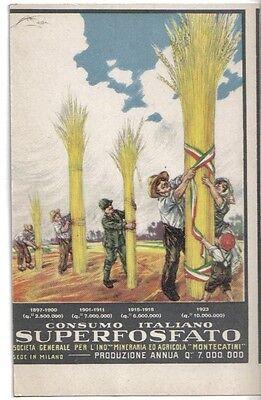 1920 Supersolfato - Montecatini Milano - ill.re Mazza