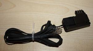 Sony Allemand Ligne Téléphonique Câble Utile Pour Dial Up-afficher Le Titre D'origine