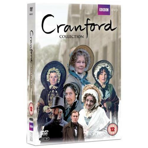 1 of 1 - Cranford Collection TV Series New 3xDVDs R4