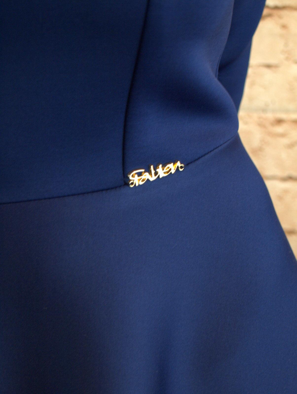 Abendkleid kurz Coctailkleid Herbst Winter Winter Winter Minikleid Kleid 3 4 Arm 36-42 blau | Kompletter Spezifikationsbereich  | Ein Gleichgewicht zwischen Zähigkeit und Härte  | Deutschland München  39bb30