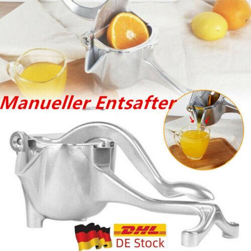 Bar- & Ausschankausstattung Manuelle Entsafter Handsaftpresse ...