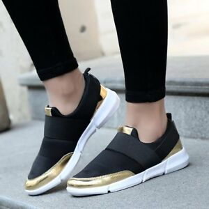 Fashion-Women-039-s-Sneakers-Sport-Breathable-Casual-Running-Trainers-Shoes