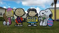 Easter Holiday And Spring Outdoor Combo Decorations Set