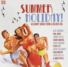 Summer Holiday 40 Sunny Songs From a Golden Era Various Artists CD Album