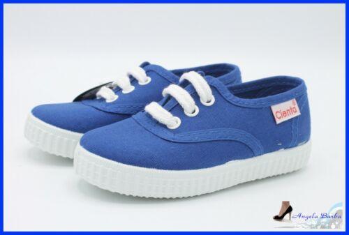Cienta Scarpe da Bambino in Tela  Tennis per Bimbi Sneakers Bambini Bimbo  Estiv
