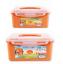BPA-Free-Korean-Red-Clay-HWANGTO-Vacuum-Airtight-Kimchi-Container-2-7L-6-3L thumbnail 13