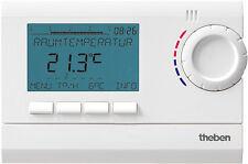 Theben Uhrenthermostat RAM 812 top 2 Heizung Raumthermostat Thermostat Heizung