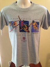 VINTAGE 2012 WINTER OLYMPICS T SHIRT SMALL