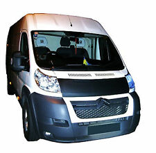 Car Bra Fiat Ducato 2006-14 Chip Resistant Tuning & Styling
