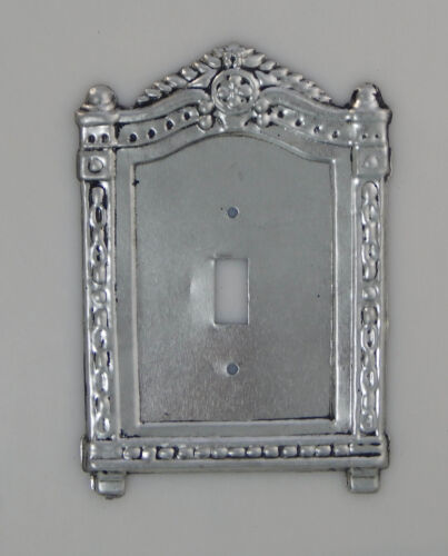 Mexican Tin Togle  Decora Outlet Switch Wall Plate Cover  Made in Mexico #627