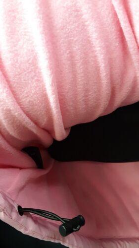 Unisex Rebel Minds Bubble Jacket Pink