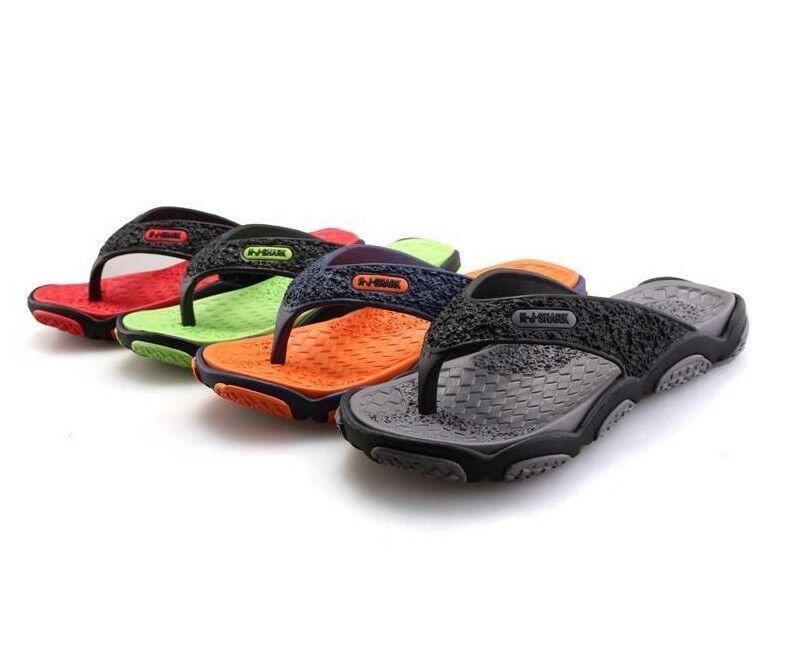 106ef2cd6850d Men Flip Flops Casual Rubber Summer Summer Summer Platform Sandals Beach  Slippers Male Fashion 212e57