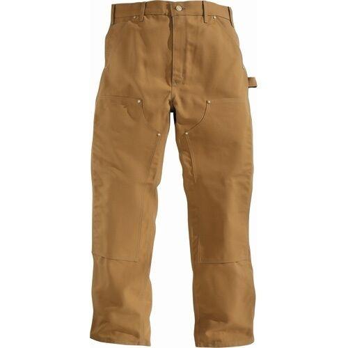 Carhartt B01 BRN BLK Pants