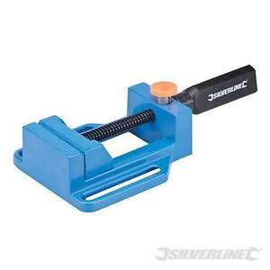 65mm-Taladro-Prensa-Mordaza-RAPIDO-Boton-para-Pilar-perforacion-Maquinas-380677