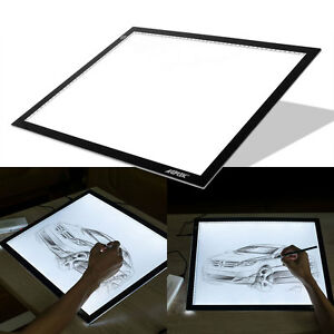 Image Is Loading 23 5 Inch A3 Tattoo Tracing Light Table