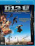 DVD Blue Ray Movie - D13-U District 13 Ultimatum