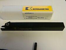 Kennametal 03937 Max Dep 079 Max Workpc Diam Rh Indexable Cutoff Toolholder