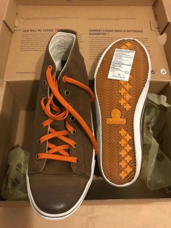 New Timberland Shoes With Leather Box 43
