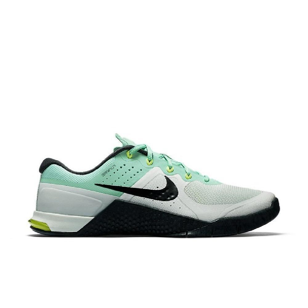 Womens NIKE METCON 2 Barely Green Trainers 821913 300