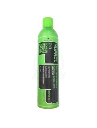 VERTEX ABBEY PREDATOR ULTRA BRUT SNIPER GAS HIGH PERFOMANCE NUPROL 2.0 GREEN