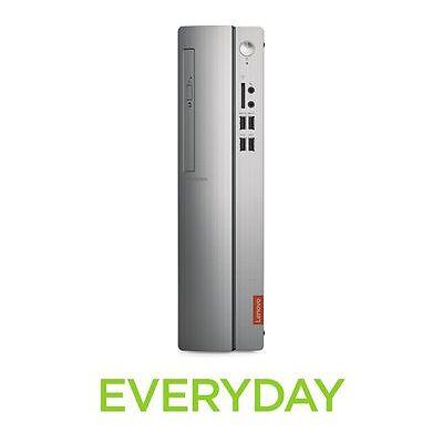 LENOVO IdeaCentre 310S-08ASR Desktop PC - Platinum Silver