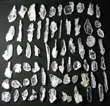 WOW 1000 Gram Stunning Quality FANTASTIC Faden QUARTZ Crystals Lot