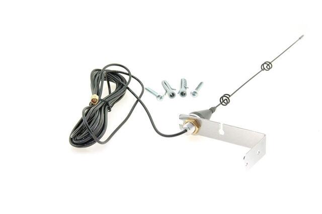Alda PQ Wandantenne für 4G LTE, 3G UMTS, GSM mit SMA/M und 5m Kabel und 5 dBi