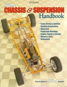 Chassis-And-Suspension-Handbook-Street-Hot-Rod-Frame-Design-Manual-Book