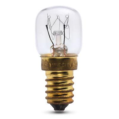 2 x 25w SES E14 Small Screw Cap 300° Branded Oven Light Bulb NEFF BOSCH /& MORE