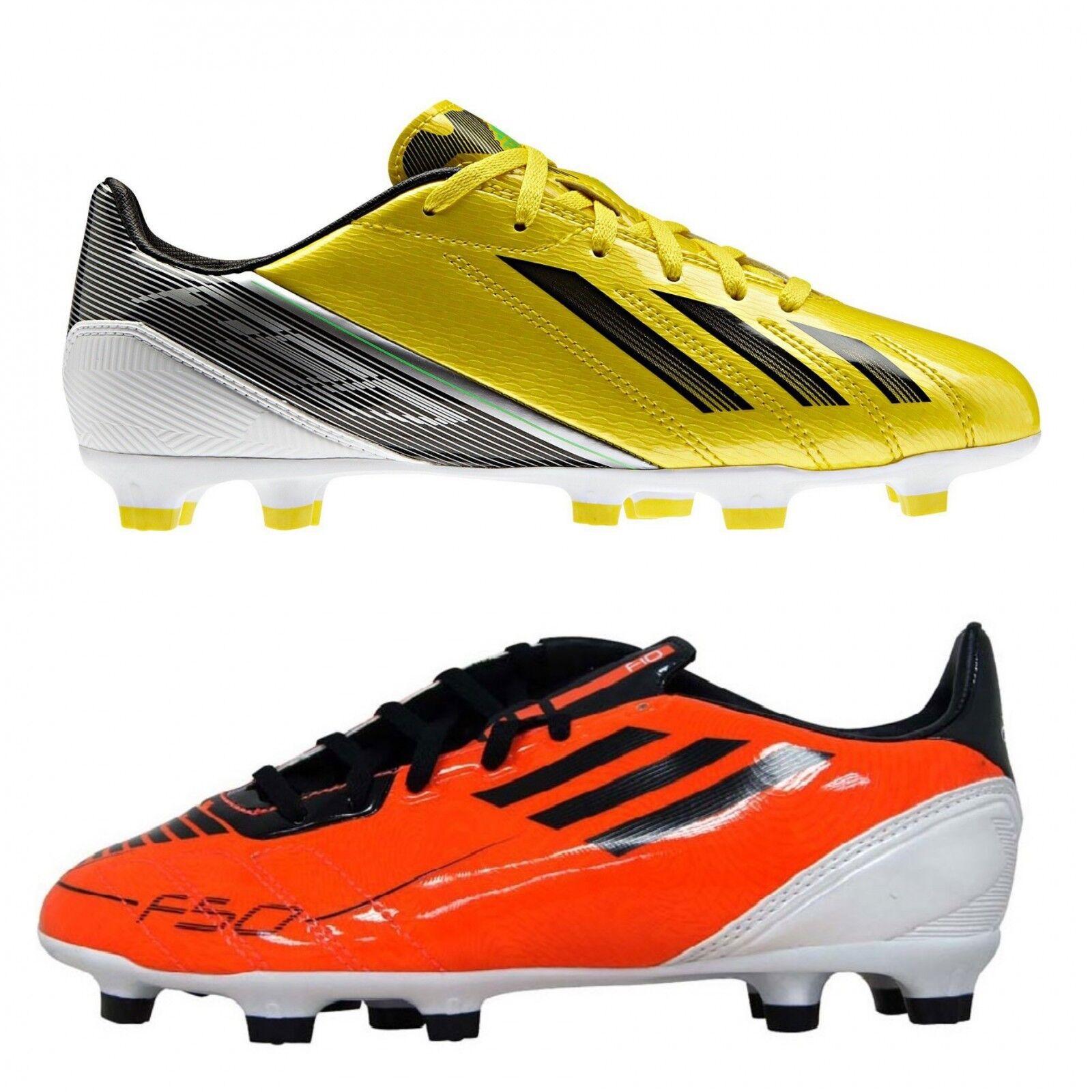 ADIDAS F10 TRX FG J 35-38.5 NEW  Soccer adizero adipure predator f50 f5 zx