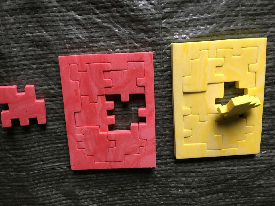 Puslespil, Happy Cube